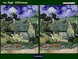 Van Gogh Differences