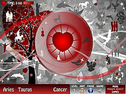 Love Horoscope-Hidden Objects