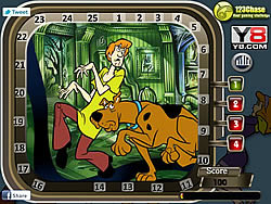 Scooby Doo - Hidden Numbers