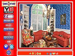 Living Room Hidden Objects