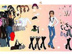 Fashion Dress-up