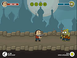 Nerd vs Zombies Just Survive