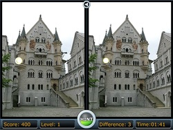 Spot the Difference Castle