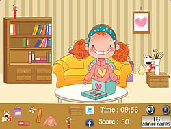 Girls Room Hidden Object