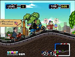 Campaign Race