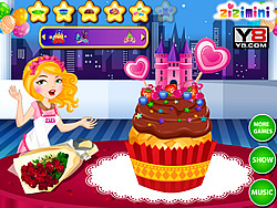 Zizi Princess Cake Decor