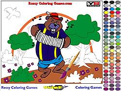 Bear Coloring