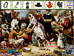 Thanksgiving Hidden Objects