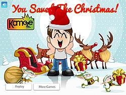 Kids Save The Christmas