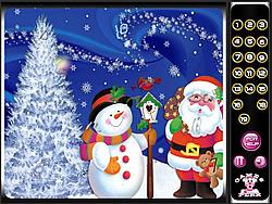Christmas Hidden Numbers