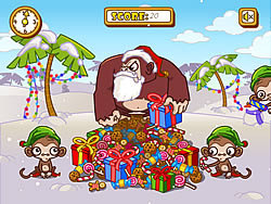 Monkey 'N' Bananas 3 - Christmas Holidays