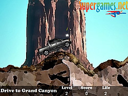 Drive to Grand Canyon
