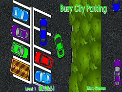 Busy City Parking