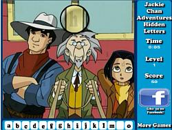 Jackie Chan Adventures HL