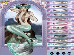 Mermaid Mix And Match