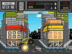 Monster Truck Taxi