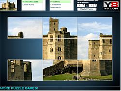 Slide Puzzle: Castles