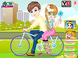 Bicycle Trip With Love