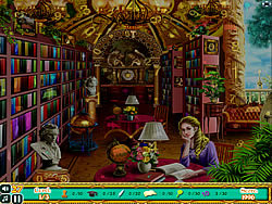 Hidden Library Game