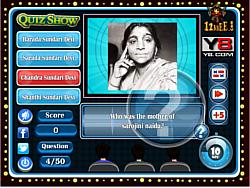 Leaders Quiz game