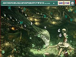 Dragon Hidden Alphabets