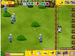 Cows Zombie War
