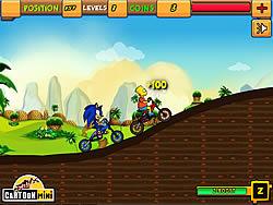 Sonic vs Simpson