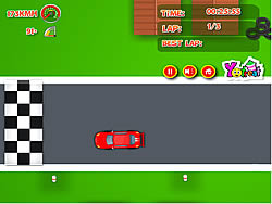 Speedy Car Race