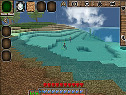 Minecraft Block Story