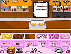 Choco Cookies Shop