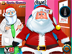 Santa Eye Care Doctor