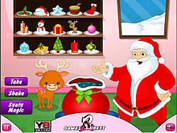 Christmas Magic Santa