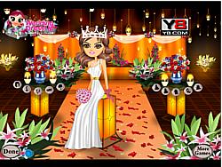 Chiffon Bridesmaid