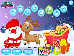 Christmas Lovely Reindeer