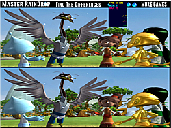 Master RainDrop Find The Differences
