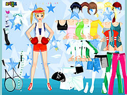 All Sports Dressup