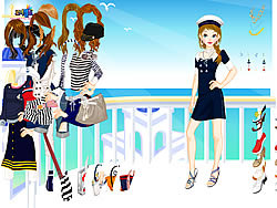 Sailor Girl Dressup 2