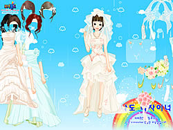 Eloise Wedding Dressup