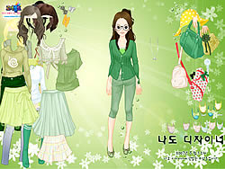 Green Life Dressup