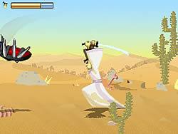 Samurai Jack: Desert Quest