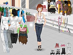 Casual Fashion Dressup