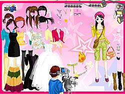 In Fashion Magazine World Dress Up