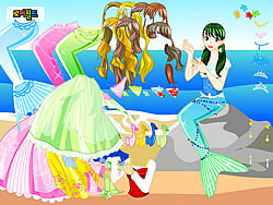 Mermaid 2 Dress Up