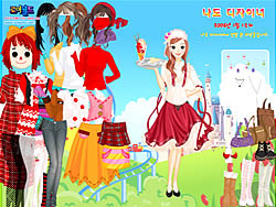Dream Park Dressup