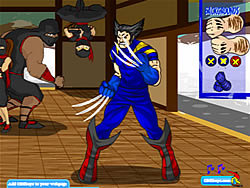 Wolverine Customization
